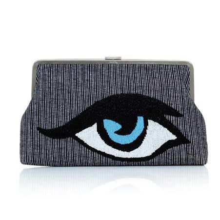 Pop Eye Monochrome Clutch Me