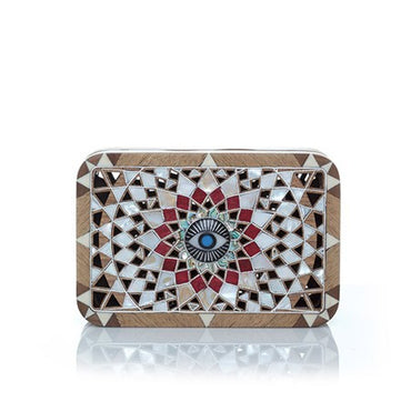 Mandala Cross-Body Bag - Haute Elan