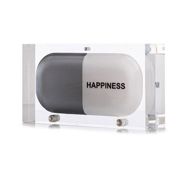 Silver Happiness Pill