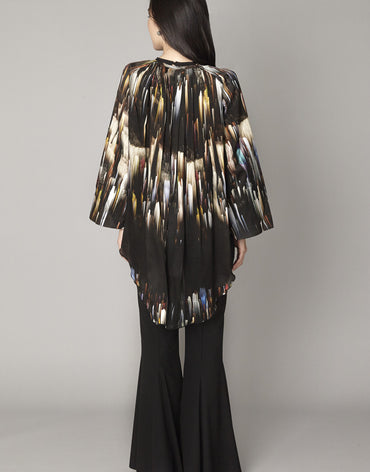 Electric Cape Jacket - Haute Elan