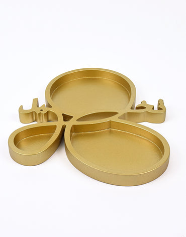 Takhayal Desk Tray Gold