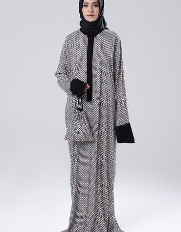 Nuray Abaya Prayer Set