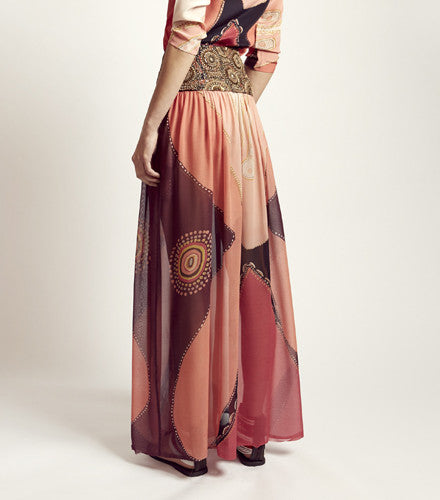 Judy Special Edition Embellished Maxi Skirt