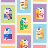 Sweet Milks Postcard Set