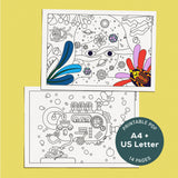 Download – Printable Coloring Pages (Complete Collection)