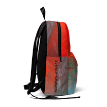 Load image into Gallery viewer, Discarded AOP Backpack by Running-Kruger Apparel