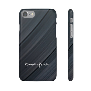 """On The Record"" Case for iPhone by Running-Kruger Apparel"