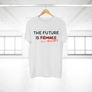 Non-Binary Future T-Shirt by Running-Kruger Apparel
