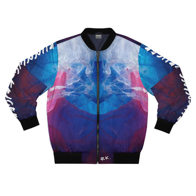 Discarded Bomber Jacket by Running-Kruger Apparel