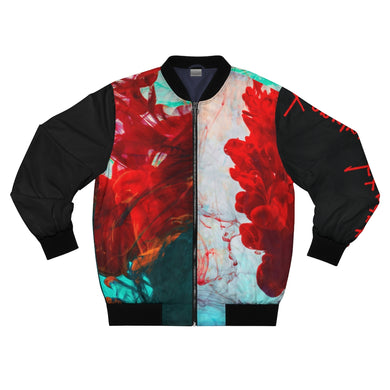 Submerged Bomber Jacket by Running-Kruger Apparel