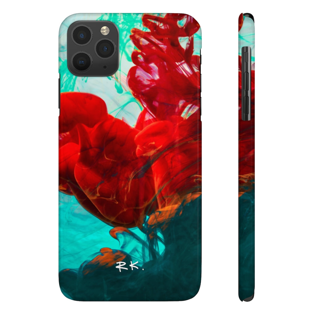 Submerged Case-Mate Slim for iPhone by Running-Kruger Apparel