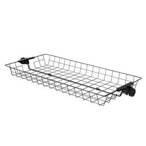 SoBuy FRG34-P01,One Storage Basket for Adjustable Wardrobe Organizer