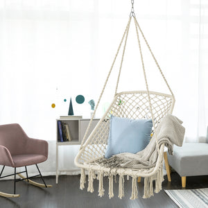 SoBuy Swing Chair Hanging Chair Outdoor Garden,OGS43-MI