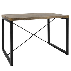 SoBuy Modern Industrial Design Dining Table Dining Room Table Kitchen Table, OGT20-N