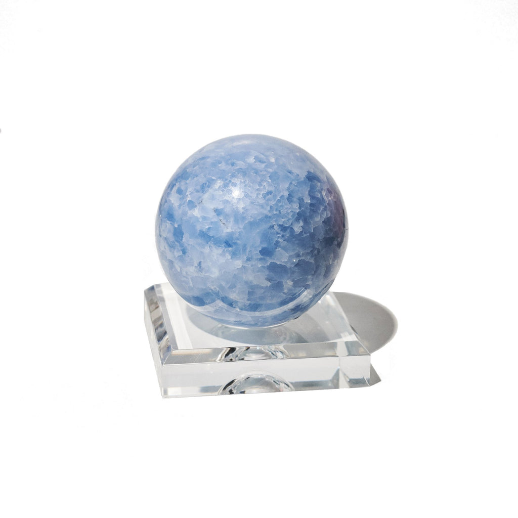 Square Acrylic Dimple Sphere Stand