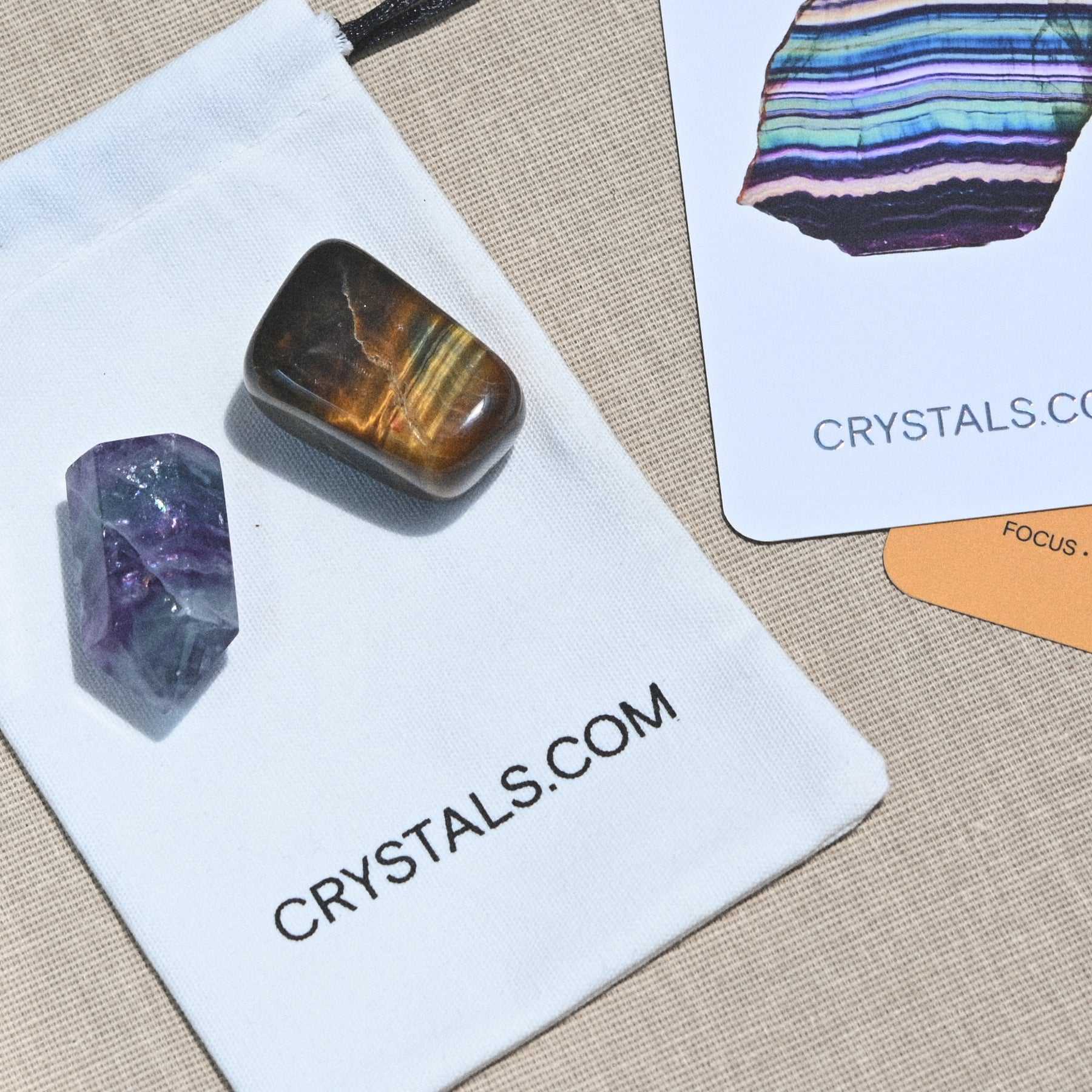 Monthly Crystal Duo Subscription