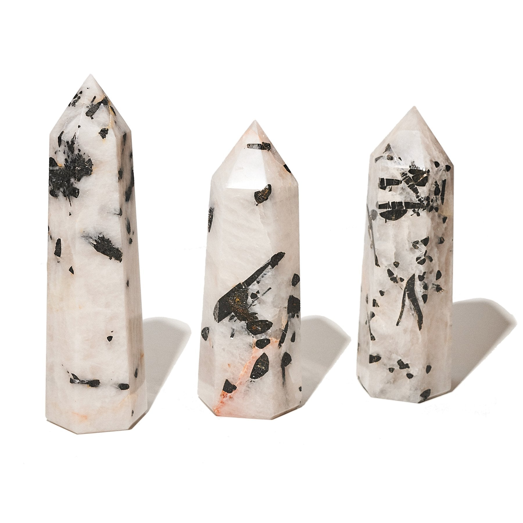 Tourmalated Quartz | Tower