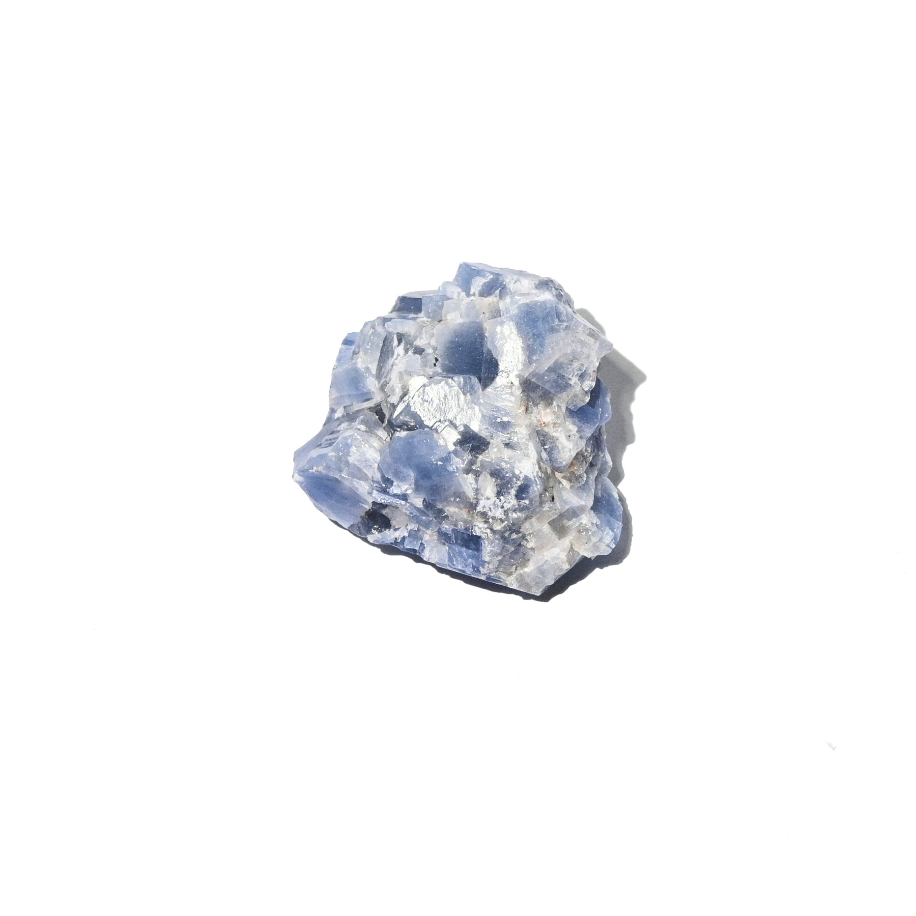 Blue Calcite Rough