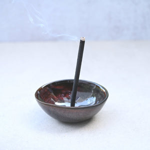 Incense Holder - Brown