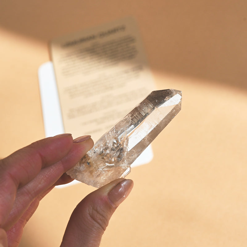 Optical Lemurian Point