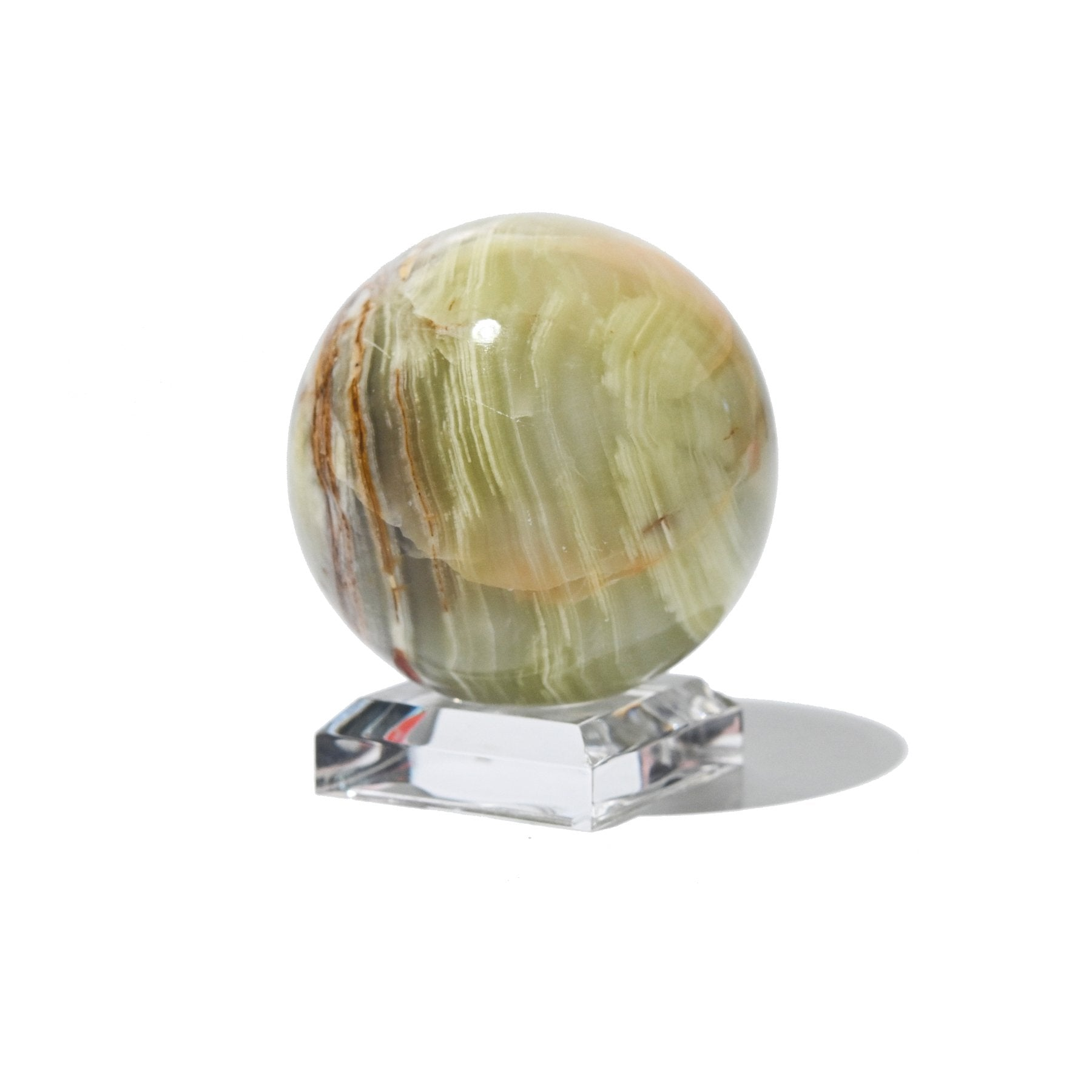 Green Onyx | Sphere