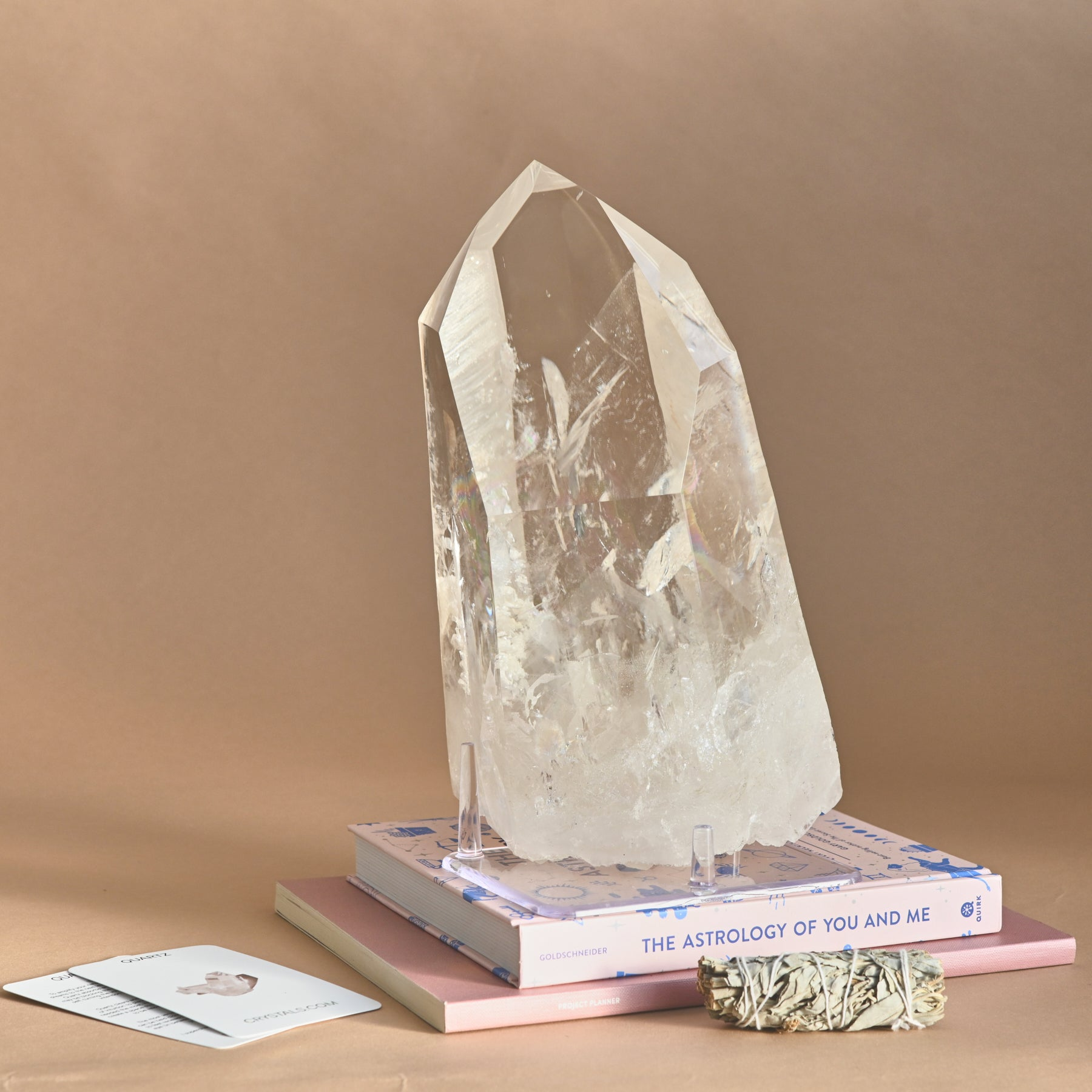 Quartz Point Museum Quality | 23lbs