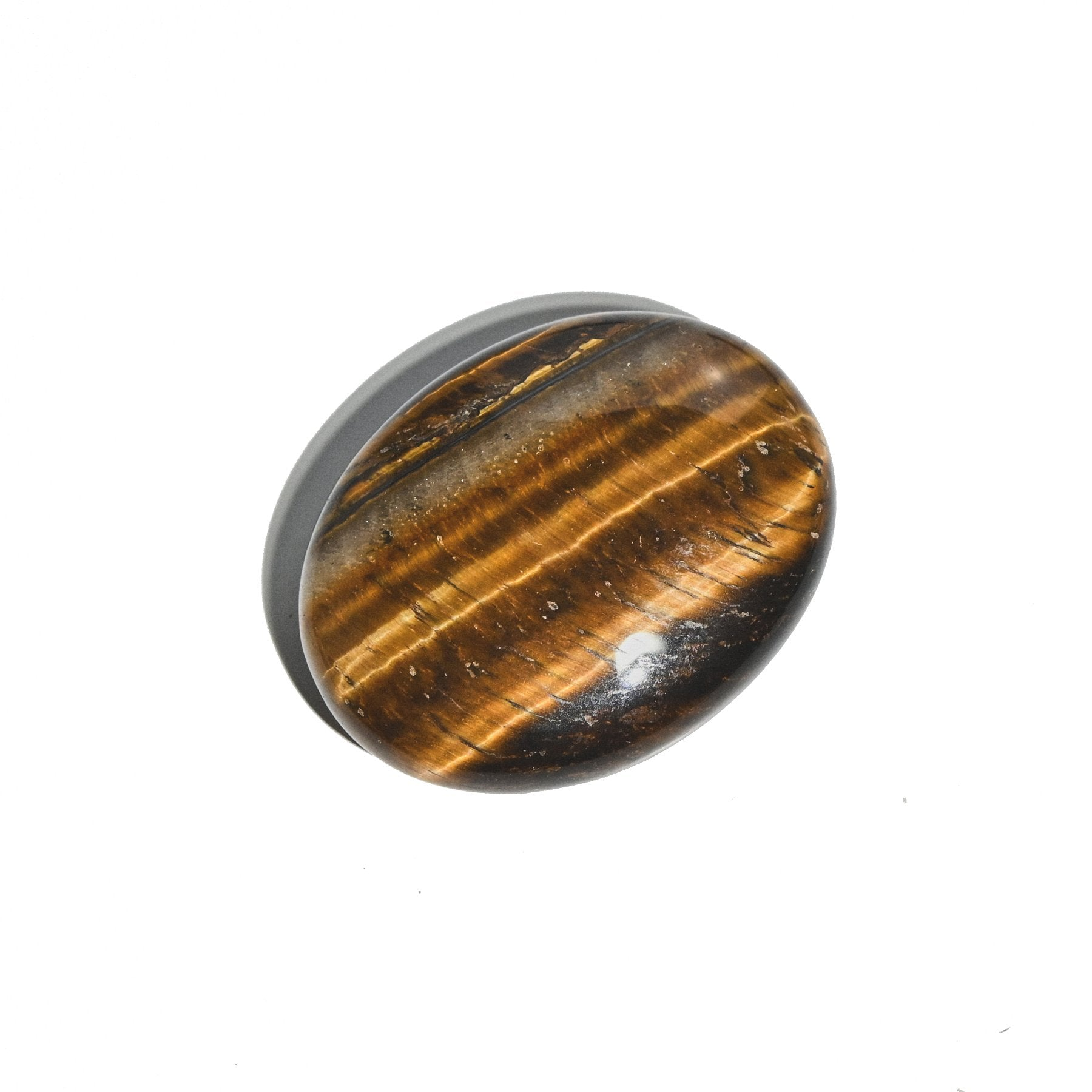 Tiger's Eye | Palm Stone