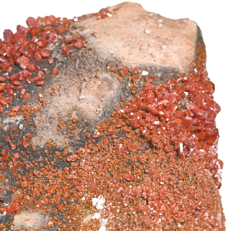 Vanadinite specimen 11 Inch, 12lb