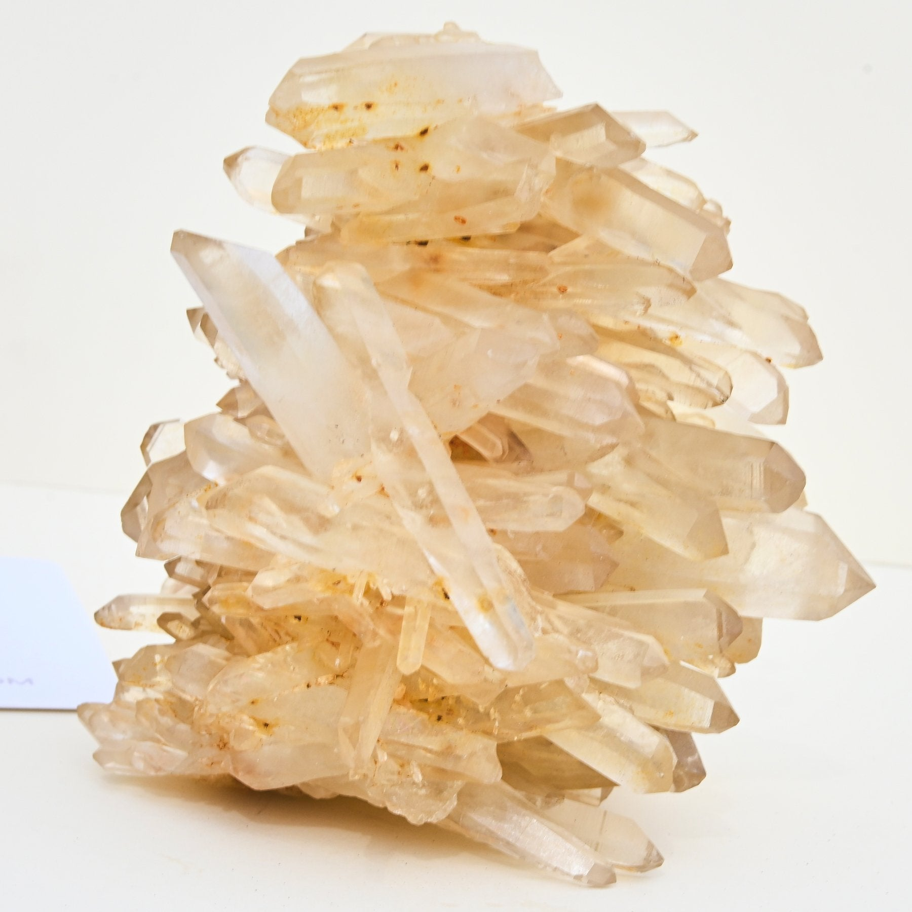 Yellow Quartz | Cluster
