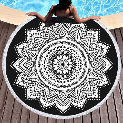 Beach Towels Boho Swimwear Bathing  Blanket - Fly and Chic