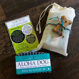 Aloha Dog - Refresh & Rejuvenate Bar