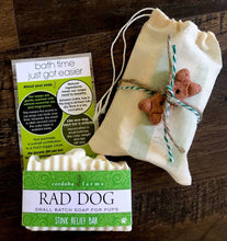 Load image into Gallery viewer, Rad Dog - Stink Relief Soap Bar