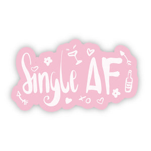Single AF Sticker