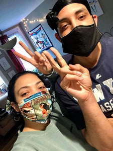 Don't Panik! Face Mask for Adults