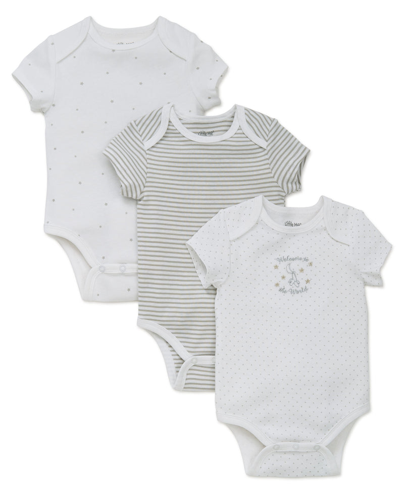 Welcome to the World 3-Pack Bodysuits