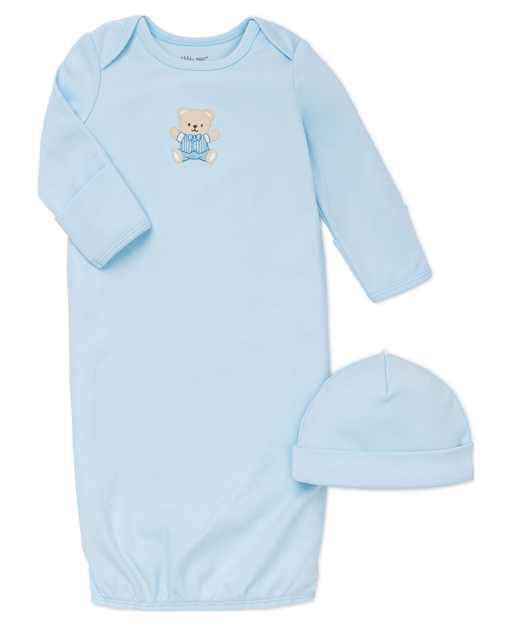 Cute Bear Sleeper Gown And Hat
