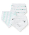 Safari 3-Pack Bandana Bibs