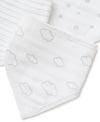 Clouds 3-Pack Bandana Bibs