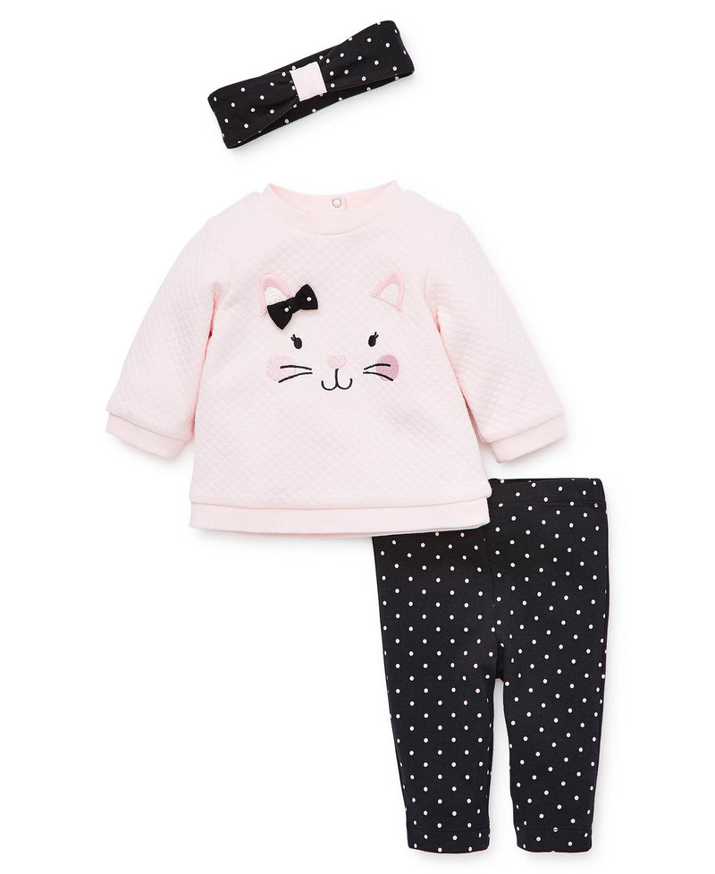 Kitty Sweatshirt and Pants