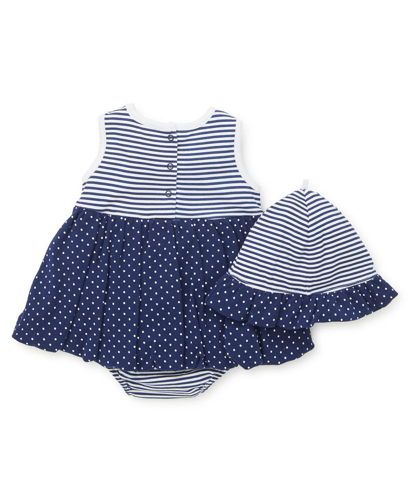 Daisy Popover Dress - Little Me