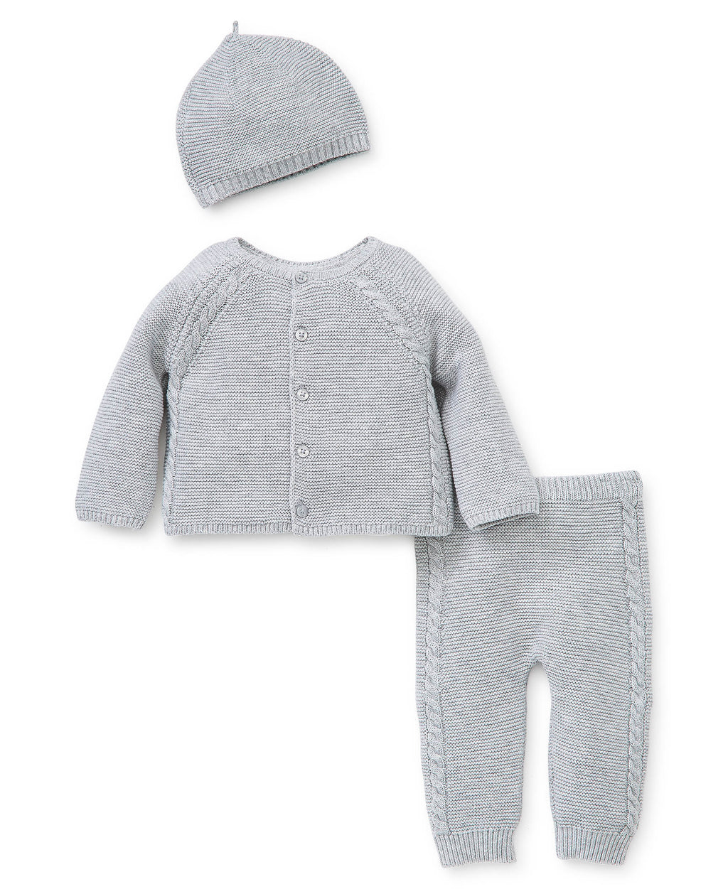 Grey Sweater Set