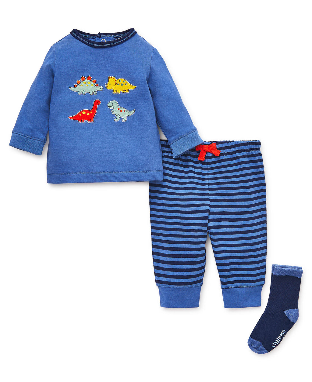 Colorful Dinos Jogger Set