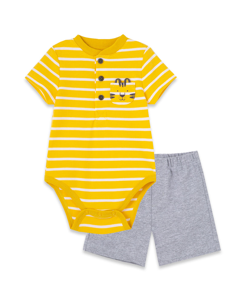 Tiger Short Set