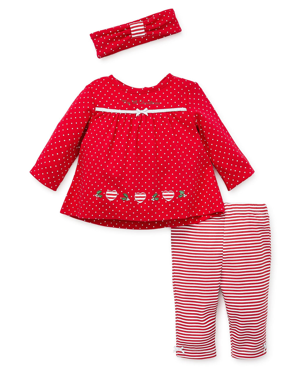 Holiday Heart Tunic Set