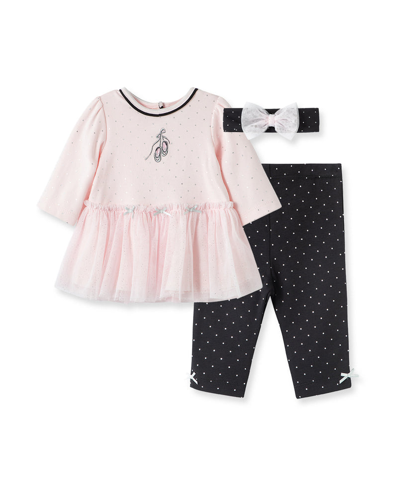 Ballet Tutu Legging Set