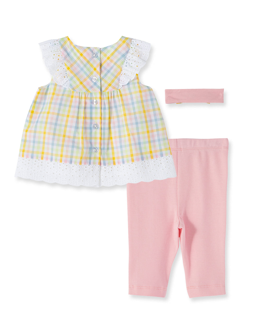 Easter Pastel Legging Set