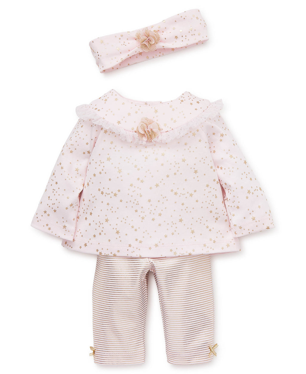 Twinkle Star 3-Piece Pant Set