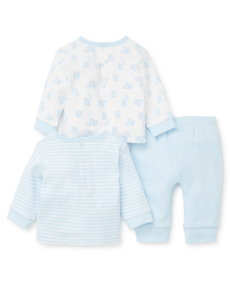 Bear Sails Pant Set (3-Pack) - Little Me