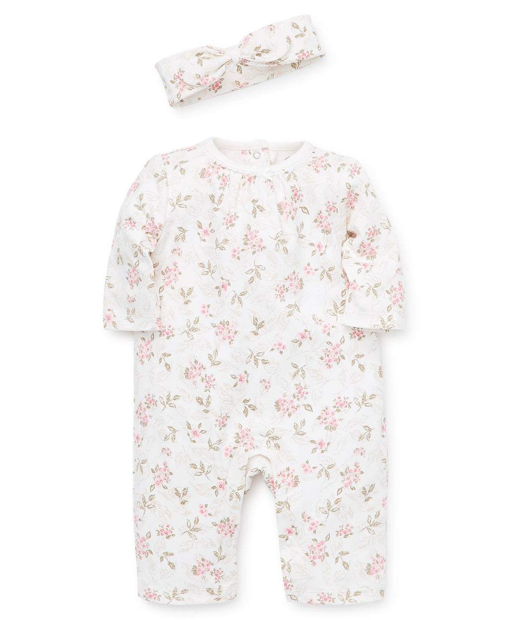 Ivy Rose Romper With Headband