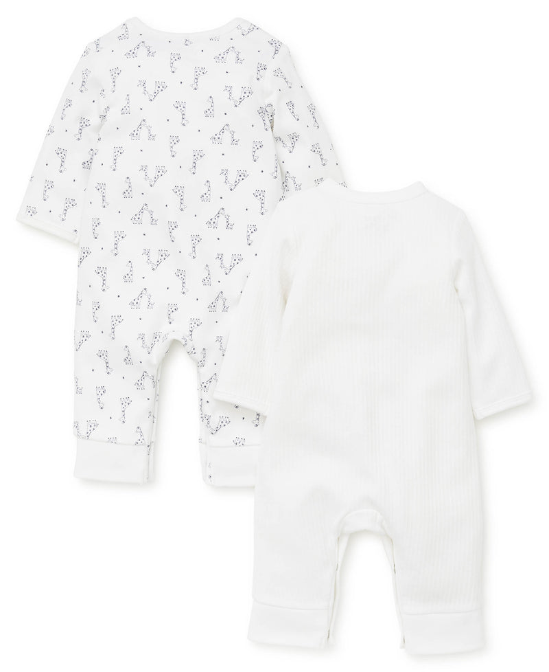 Baby Giraffes One Piece (2-Pack) - Little Me